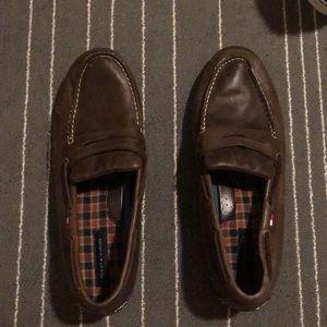 Tommy Hilfiger leather dress shoes